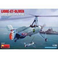 Hélicptère LIORET et OLIVIER LeO C.30A (début de producton)