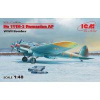 Avion He 111H-3 Forces aérienne roumaines