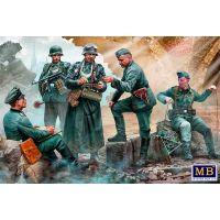 Soldats allemands (2nde guerre mondiale)
