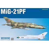 Avion MIG-21PF