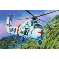 Hélicptère H-34 US (version secours médical)