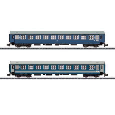 "Coffret 2 voitures ""Orient Express"""