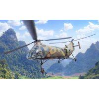 """Hélicoptère H-21C """"Banane volante"""""""