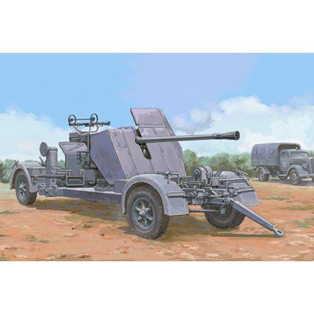 Canon anti-aérien allemand 50 mm FLAK 41