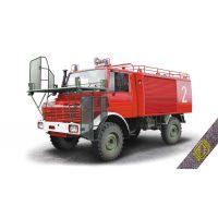 Camion de pompiers UNIMOG U1300L