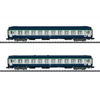"Coffret 2 voitures ""Orient Express"" SNCF"