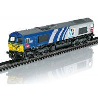 Locomotive diesel Class 66 SNCF