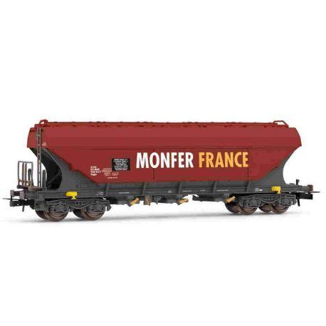 """Wagon trémie SNCF """"MONFER FRANCE"""""""