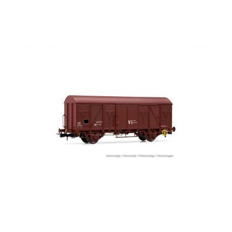 "Wagon couvert 2 essieux Us SNCF ""V"""