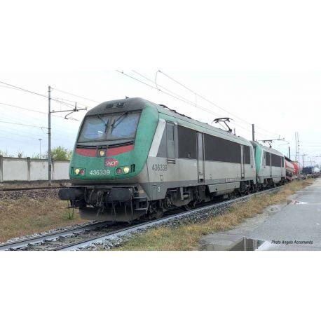 Locomotive électrique SNCF BB436339 digitale son