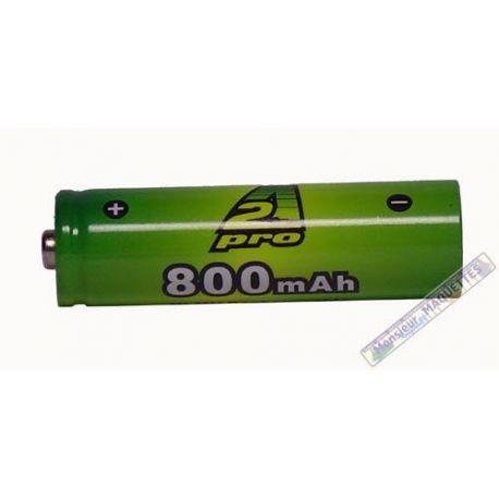 ACCUS NI-MH 1.2V 800MAH AA (LR6)