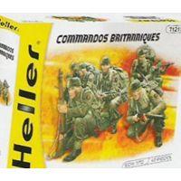 COMMANDOS BRITANNIQUES