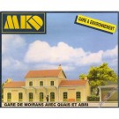 Monsieur Maquettes - N Gares et bâtiments ferroviaires