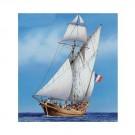 Bateaux voiliers anciens